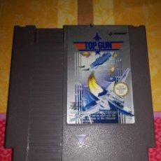 Videojuegos y Consolas: TOP GUN, NES FRG.. Lote 76390731