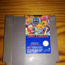 Videojuegos y Consolas: GHOST'N GOBLING, NES GG FRG.. Lote 76423119