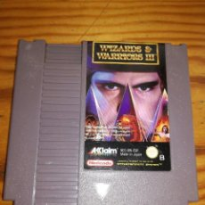 Videojuegos y Consolas: WIZARDS & WARRIORS 3, NES PAL ESP.. Lote 76498599