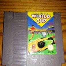 Videojuegos y Consolas: WORLD CUP, NES PAL ESP.. Lote 76564951