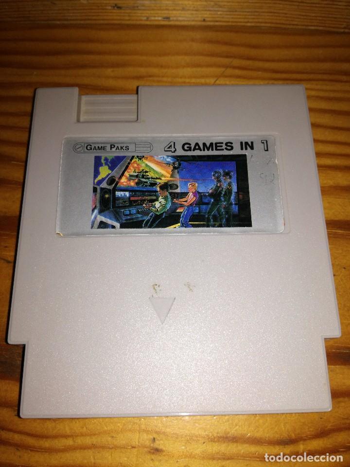 Videojuegos y Consolas: 4 GAMES IN 1. - Foto 2 - 76566675