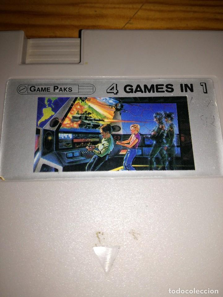 Videojuegos y Consolas: 4 GAMES IN 1. - Foto 4 - 76566675