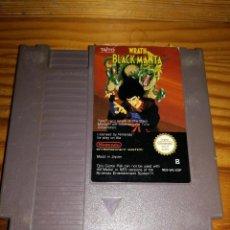 Videojuegos y Consolas: WRATH BLACK MANTA, NES PAL ESP.. Lote 76568679