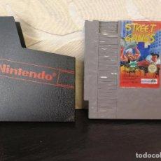Videojuegos y Consolas: JUEGO NINTENDO NES STREET GANGS. Lote 88205919
