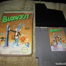 Videojuegos y Consolas: NINTENDO NES ~ BLOWOUT ~ PAL / ESPAÑA. Lote 77728725