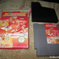 Videojuegos y Consolas: NINTENDO NES ~ TRACK & FIELD IN BARCELONA ~ PAL/ESPAÑA. Lote 77731861