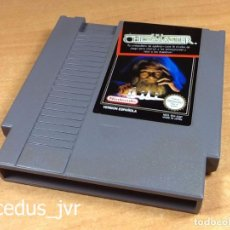 Videojuegos y Consolas: THE CHESSMASTER AJEDREZ JUEGO PARA NINTENDO NES PAL ESP CARTUCHO CHESS MASTER. Lote 80859679