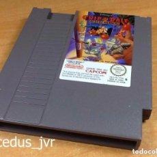 Videojuegos y Consolas: CHIP'N DALE (CHIP Y CHOP) JUEGO PARA NINTENDO NES PAL CARTUCHO EN BUEN ESTADO. Lote 97391692