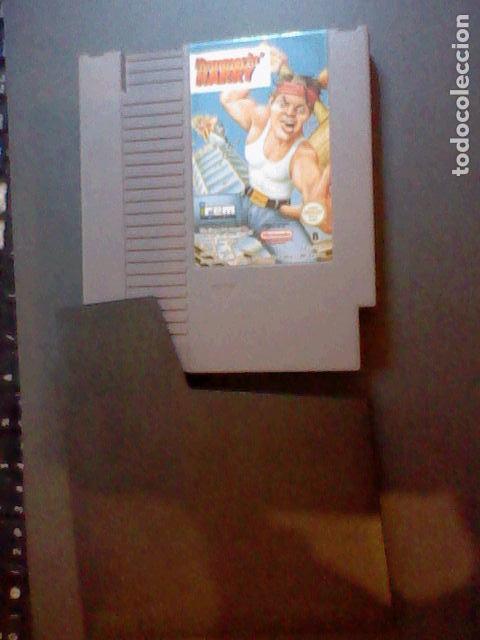 NINTENDO NES HAMMERIN HARRY SIN PROBLAR SOLO CARTUCHO NES -59 ESP (Juguetes - Videojuegos y Consolas - Nintendo - Nes)