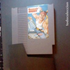 Videojuegos y Consolas: NINTENDO NES HAMMERIN HARRY SIN PROBLAR SOLO CARTUCHO NES -59 ESP. Lote 244421045