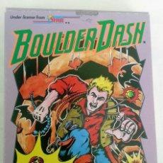 Videojuegos y Consolas: BOULDER DASH PAL NINTENDO NES. Lote 83378432