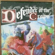 Videojuegos y Consolas: DEFENDER OF THE CROWN PAL NINTENDO NES. Lote 83378524