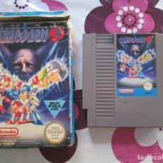 Videojuegos y Consolas: MEGAMAN 3 NES VERSIÓN ESPAÑOLA. Lote 84232104