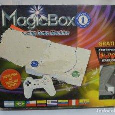 Videojuegos y Consolas: CONSOLA MAGIC BOX CLONICA DE NINTENDO NES. Lote 84911388