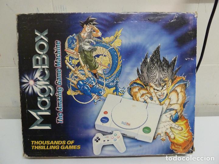 Videojuegos y Consolas: CONSOLA MAGIC BOX CLONICA DE NINTENDO NES - Foto 2 - 84911388