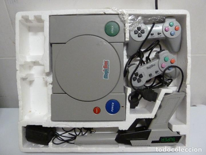 Videojuegos y Consolas: CONSOLA MAGIC BOX CLONICA DE NINTENDO NES - Foto 3 - 84911388