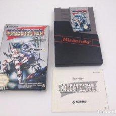 Videojuegos y Consolas: PROBOTECTOR CONTRA CIB PAL B ESPAÑA Y ALEMANIA FRG NES. SPIEL.ENVIO COMBINADO. Lote 86113324