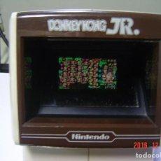 Videojuegos y Consolas: NINTENDO DONKEY KONG JR EN MUY ESTADO FUNCIONANDO. Lote 86213464