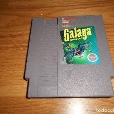 Videojuegos y Consolas: GALAGA PARA NINTENDO NES JUEGO SOLO CARTUCHO - SHOOT 'EM UP NAVES. Lote 131005177