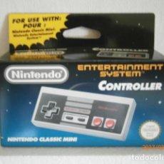 Videojuegos y Consolas: NES MINI CLASSIC CONTROLLER. Lote 96016316