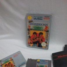 Videojuegos y Consolas: JUEGO NINTENDO NES DRAGONNINJA EN CAJA Y CON INSTRUCCIONES . Lote 87113048