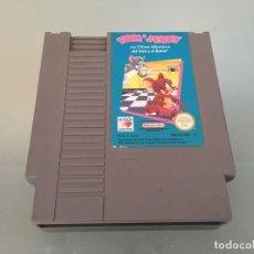 Videojuegos y Consolas: NINTENDO JUEGO TOM & JERRY. CARTUCHO. VERSIÓN CASTELLANO. NES.. Lote 87651756