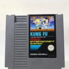 Videojuegos y Consolas: KUNG FU JUEGO NINTENDO NES . Lote 88307704