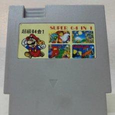 Videojuegos y Consolas: CARTUCHO NINTENDO NES SUPER 64 IN 1. Lote 88349068