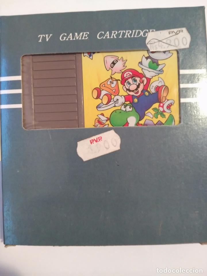 Videojuegos y Consolas: Mario & Yoshi juegoMario & Yoshi Juego videojuego cartucho para la Nintendo NES PAL Versión Española - Foto 3 - 88362224