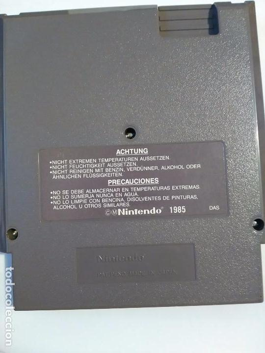 Videojuegos y Consolas: Mario & Yoshi juegoMario & Yoshi Juego videojuego cartucho para la Nintendo NES PAL Versión Española - Foto 4 - 88362224