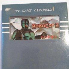 Videojuegos y Consolas: ROBOCOP NINTENDO NES CLON - NASA NUEVO A ESTRENAR. Lote 88362416