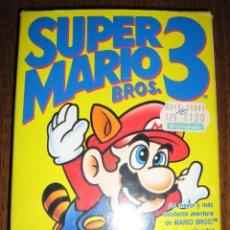 Videojuegos y Consolas: SUPER MARIO BROS 3 - NINTENDO NES - VERSIÓN ESPAÑOLA, COMPLETA. Lote 90368540