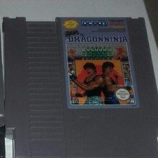 Videojuegos y Consolas: DRAGONNINJA. Lote 90438113