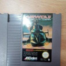 Videojuegos y Consolas: AIRWOLF - NINTENDO NES - PAL ESP B -. Lote 91804435