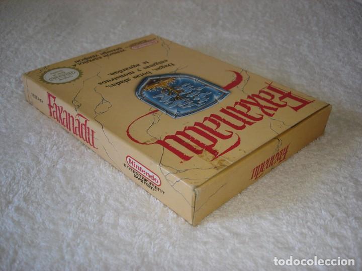 Videojuegos y Consolas: NINTENDO NES - JUEGO ORIGINAL: FAXANADU, PAL ESPAÑA - Foto 6 - 92449995