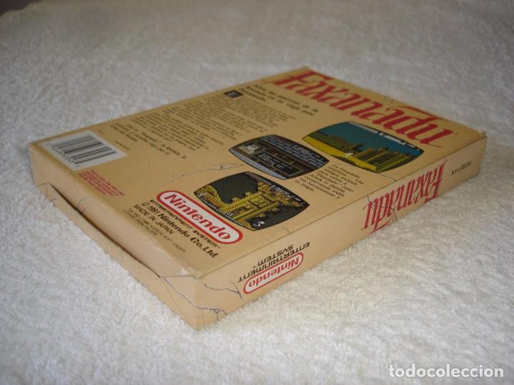 Videojuegos y Consolas: NINTENDO NES - JUEGO ORIGINAL: FAXANADU, PAL ESPAÑA - Foto 7 - 92449995