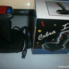 Videojuegos y Consolas: MANDO JOYSTICK COBRA COMPATIBLE NINTENDO NES NASA TURBO NUEVO A ESTRENAR. Lote 93352500