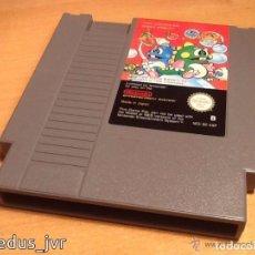 Videojuegos y Consolas: BUBBLE BOBBLE JUEGO PARA NINTENDO NES 8 BITS PAL ESP SOLO CARTUCHO EN BUEN ESTADO. Lote 95645135