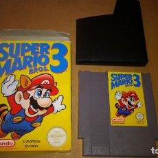 Videojuegos y Consolas: JUEGO PARA NINTENDO NES SUPER MARIO 3 ORIGINAL 1991 VERSION EUROPEAN. Lote 95769419