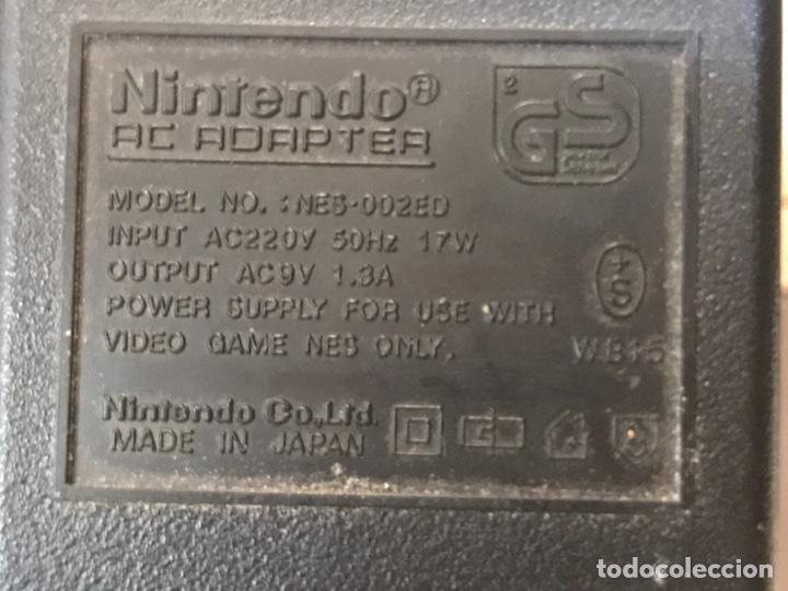 Videojuegos y Consolas: Videoconsola Nintendo Nes 8 bits versión española - Funcionando, PROBADA + mando original - Foto 3 - 95733399