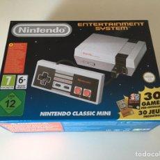 Videojuegos y Consolas: VIDEO CONSOLA NES MINI CLASSIC. Lote 101130658