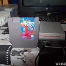 Videojuegos y Consolas: QUANTUM FIGHTER. PARA NES SOLO CARTUCHO. NINTENDO. Lote 96162599