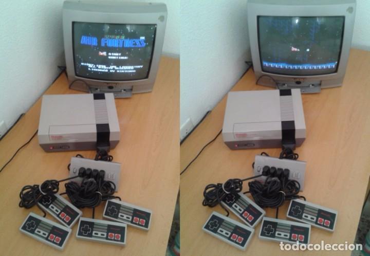 consola nintendo nes completa version española - Buy Video Games and  Consoles Nes at todocoleccion - 97946175