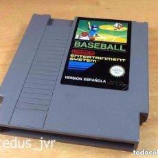 Videojuegos y Consolas: BASEBALL JUEGO PARA NINTENDO NES PAL ESP VERSIÓN ESPAÑOLA SOLO CARTUCHO. Lote 97969643
