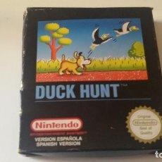 Videojuegos y Consolas: JUEGO DUCK HUNT NINTENDO NES VERSION ESPAÑOLA EN CAJA . Lote 99369759
