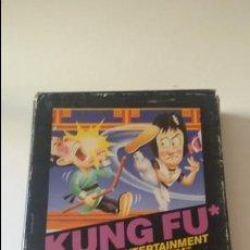 Videojuegos y Consolas: JUEGO KUNG FU NINTENDO NES VERSION ESPAÑOLA EN CAJA . Lote 99370143