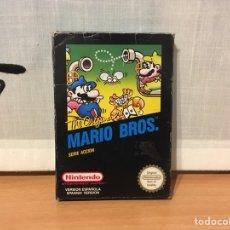 Videojuegos y Consolas: MARIO BROS CLASSIC NINTENDO NES. Lote 100101834
