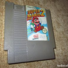 Videojuegos y Consolas: NINTENDO NES ~ SUPER MARIO BROS 2 ~ PAL / ESPAÑA. Lote 100583547