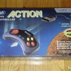 Videojuegos y Consolas: NINTENDO NES FAMICOM CONTROL INFRAROJOS MARCA NASA NH-7R ACTION REMOTE CONTROLLER. Lote 101405827