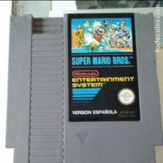 Videojuegos y Consolas: JUEGO SUPER MARIO BROS NES NINTENDO. Lote 101766115